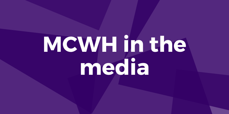 MCWH in the Media